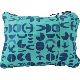 Therm-a-Rest Compressible Pillow XL bluebird